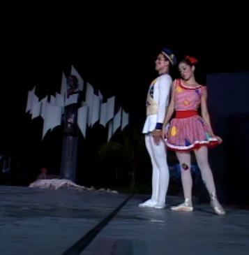 Ballet Nacional de Cuba en Mantua.