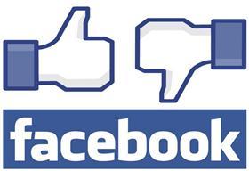 Los amigos de Facebook.